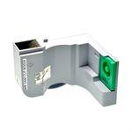 Whitebox Resttonerbehälter für Samsung CLP-300 CLPW300A grau