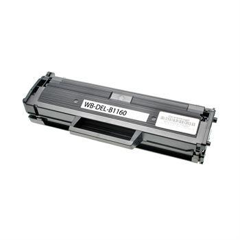 Toner für DELL B1160 HF44N 593-11108, Black