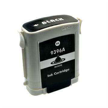 Logic-Seek  Tintenpatrone kompatibel zu HP 88XL C9396AE XL Schwarz