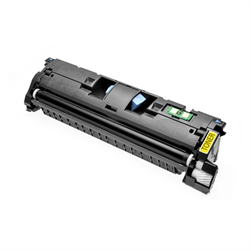 Logic-Seek  Toner kompatibel zu HP 122A Q3962A HC Yellow