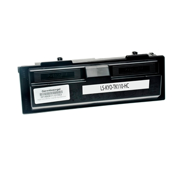 Logic-Seek  Toner kompatibel zu Kyocera TK-110 1T02FV0DE0 HC Schwarz