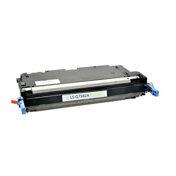 Logic-Seek  Toner kompatibel zu HP 3800 503A Q7582A HC Yellow