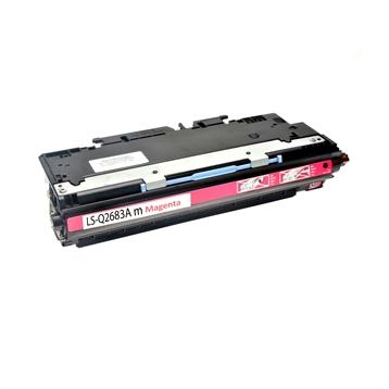 Logic-Seek  Toner kompatibel zu HP 3700 311A Q2683A HC Magenta