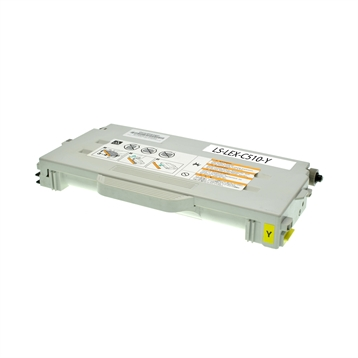 Logic-Seek  Toner kompatibel zu Lexmark C510 20K1402 HC Yellow