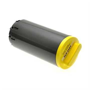 Logic-Seek  Toner kompatibel zu Samsung CLP-350 CLP-Y350A/ELS HC Yellow
