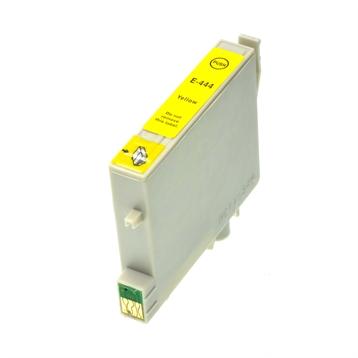 Logic-Seek  Tintenpatrone kompatibel zu Epson Stylus C64 T0444 C13T04444010 XL Yellow