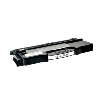 Logic-Seek  Toner kompatibel zu Lexmark E120 12036SE HC Schwarz