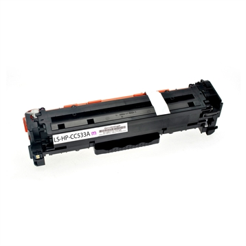 Logic-Seek 4 Toner kompatibel zu HP CC530A-CC533A HC