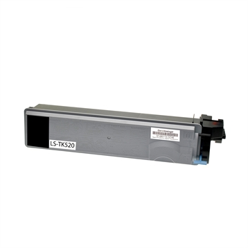 Logic-Seek  Toner kompatibel zu Kyocera TK-520K 1T02HJ0EU0 HC Schwarz