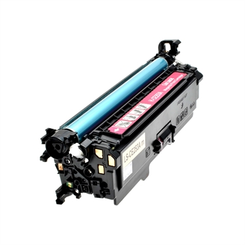 Logic-Seek  Toner kompatibel zu HP 504A CE253A HC Magenta