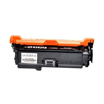 Logic-Seek  Toner kompatibel zu HP 504X CE250X UHC Schwarz