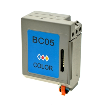 Logic-Seek  Tintenpatrone kompatibel zu Canon BC-05 0885A002 XL Color