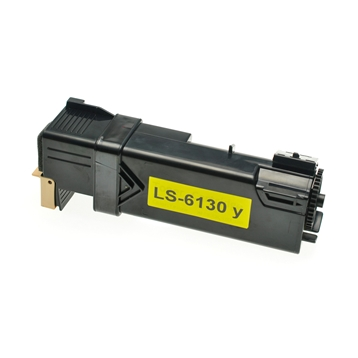 Logic-Seek  Toner kompatibel zu Xerox Phaser 6130 106R01280 HC Yellow