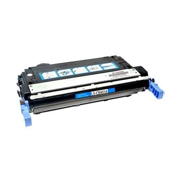 Logic-Seek  Toner kompatibel zu HP 642A CB401A HC Cyan