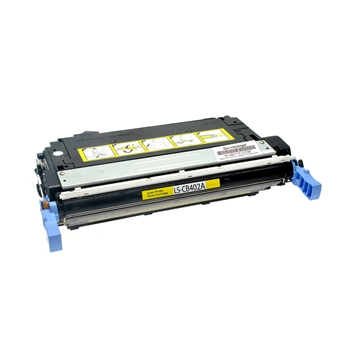 Logic-Seek  Toner kompatibel zu HP 642A CB402A HC Yellow