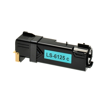 Logic-Seek  Toner kompatibel zu Xerox Phaser 6125 106R01331 HC Cyan
