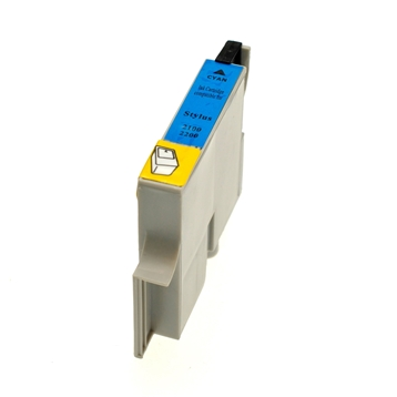 Logic-Seek  Tintenpatrone kompatibel zu Epson Stylus 2200 T0342 C13T03424010 XL Cyan
