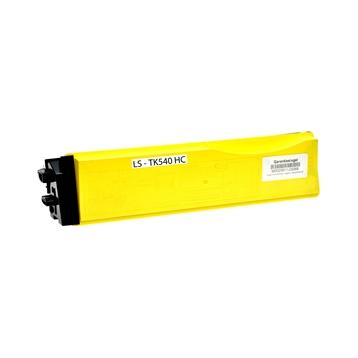 Logic-Seek  Toner kompatibel zu Kyocera TK-540Y 1T02HLAEU0 HC Yellow