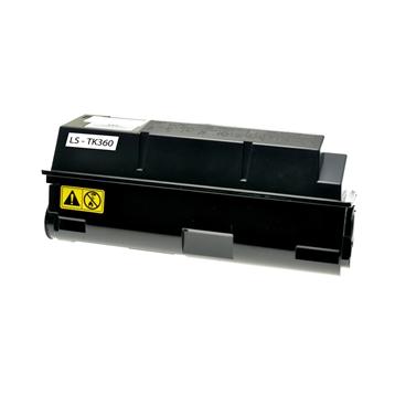 Logic-Seek  Toner kompatibel zu Kyocera TK-360 1T02J20EU0 HC Schwarz