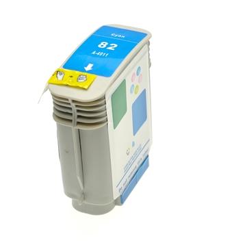 Logic-Seek  Tintenpatrone kompatibel zu HP 82 C4911A XL Cyan