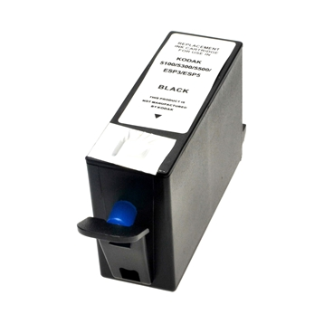 Logic-Seek  Tintenpatrone kompatibel zu Kodak 10 3949914 XL Schwarz