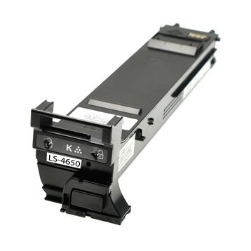 Logic-Seek  Toner kompatibel zu Konica Minolta 4650 A0DK152 HC Schwarz