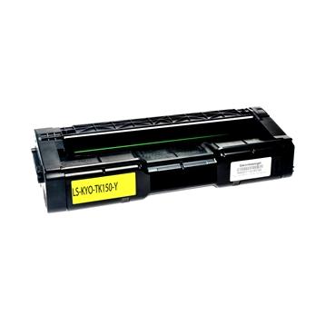 Logic-Seek  Toner kompatibel zu Kyocera TK-150Y 1T05JKANL0 HC Yellow