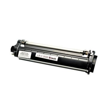 Logic-Seek  Toner kompatibel zu Epson C2600 0229 C13S050229 HC Schwarz