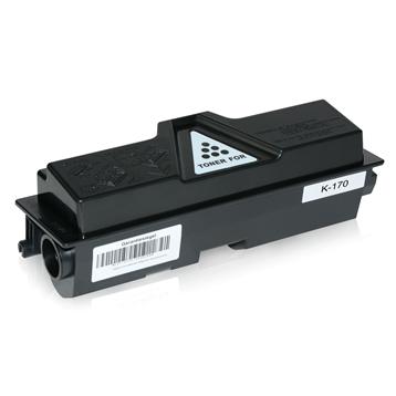 Logic-Seek  Toner kompatibel zu Kyocera TK-170 1T02LZ0NL0 HC Schwarz
