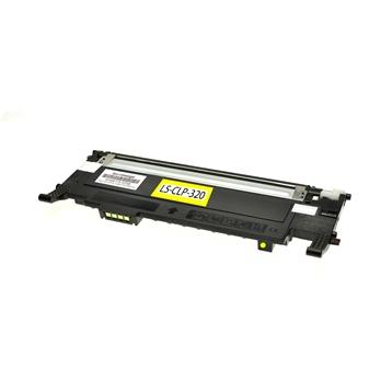 Logic-Seek  Toner kompatibel zu Samsung CLX-3185 Y4072S CLT-Y4072S/ELS HC Yellow