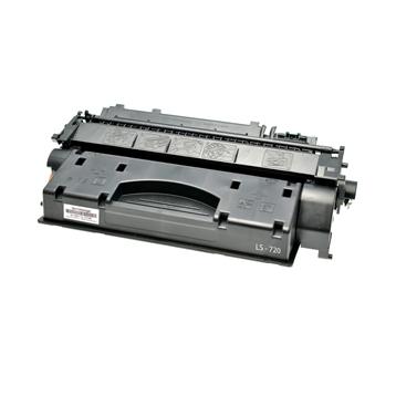Logic-Seek  Toner kompatibel zu Canon Cartridge 720 2617B002 HC Schwarz