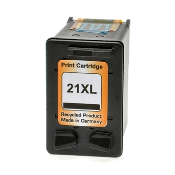Logic-Seek 3 Tintenpatronen kompatibel zu HP 21 + 22 XL