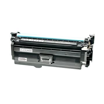 Logic-Seek 2 Toner kompatibel zu HP 649X CE260X HC Schwarz