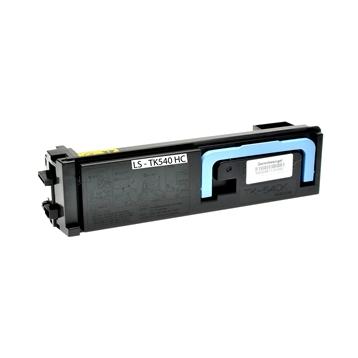 Logic-Seek 2 Toner kompatibel zu Kyocera TK-540K 1T02HL0EU0 HC Schwarz