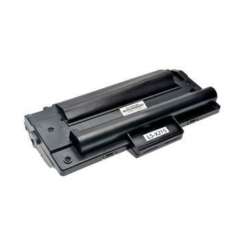 Logic-Seek 2 Toner kompatibel zu Lexmark X215 18S0090 HC Schwarz
