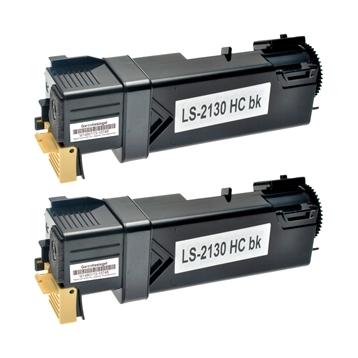 Logic-Seek 2 Toner kompatibel zu Dell 2130 FM064 593-10312 HC Schwarz