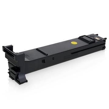 Logic-Seek  Toner kompatibel zu Konica Bizhub TN-318Y A0DK253 HC Yellow