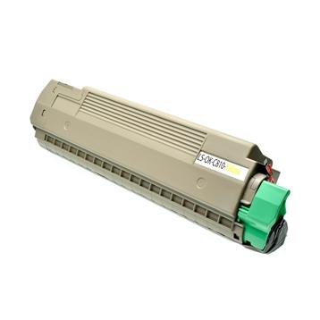 Logic-Seek 5 Toner kompatibel zu OKI C810 HC