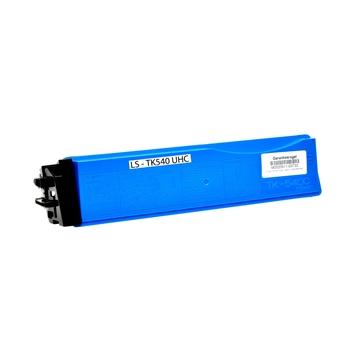 Logic-Seek  Toner kompatibel zu Kyocera TK-540C 1T02HLCEU0 UHC Cyan