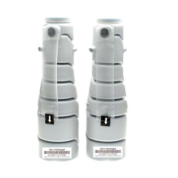 Logic-Seek 2 Toner kompatibel zu Konica Minolta 205B 8937-755 HC Schwarz
