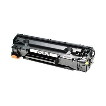 Logic-Seek  Toner kompatibel zu Canon Cartridge 725 3484B002 HC Schwarz