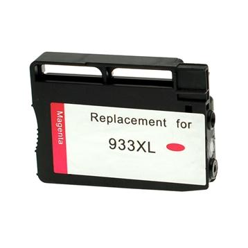 Logic-Seek  Tintenpatrone kompatibel zu HP 933XL CN055AE XL Magenta