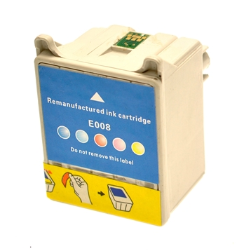 Logic-Seek  Tintenpatrone kompatibel zu Epson Stylus 870 T008 C13T00840110 XL Photo