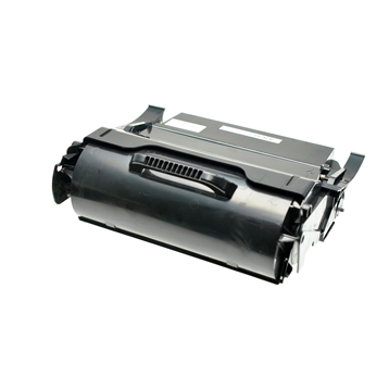 Logic-Seek  Toner kompatibel zu Lexmark X650 X651A21E HC Schwarz