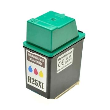 Logic-Seek  Tintenpatrone kompatibel zu HP 25 51625AE XL Color