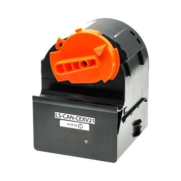 Logic-Seek  Toner kompatibel zu Canon C-EXV21 0452B002 HC Schwarz