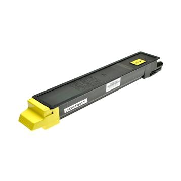 Logic-Seek  Toner kompatibel zu Kyocera TK-895Y 1T02K0ANL0 HC Yellow