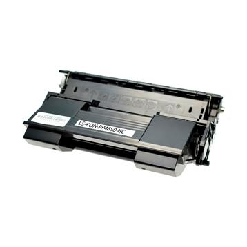 Logic-Seek  Toner kompatibel zu Konica Minolta PagePro 4650 A0FN021 HC Schwarz