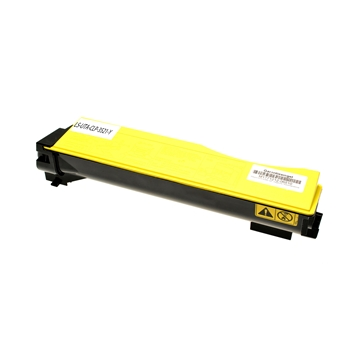 Logic-Seek  Toner kompatibel zu Utax CLP 3521 4452110016 HC Yellow