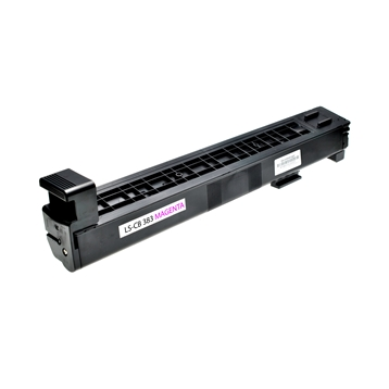 Logic-Seek 4 Toner kompatibel zu HP CB390A CB381A-CB383A HC